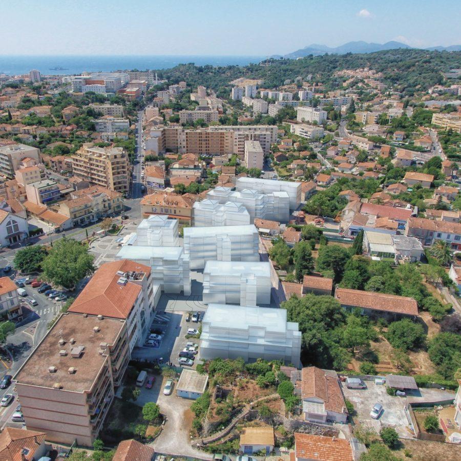 Architecture Aérienne